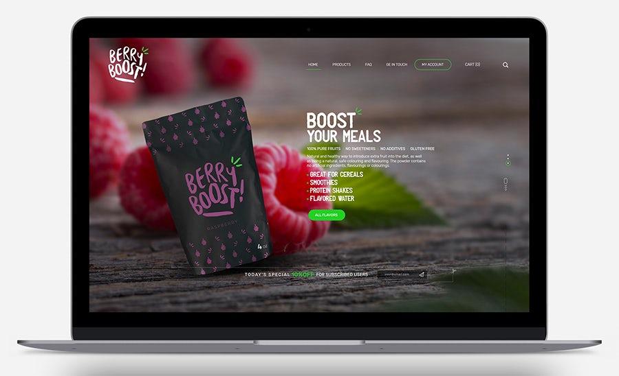 best website design 2017