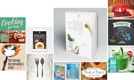 27 deliciously designed cookbook covers