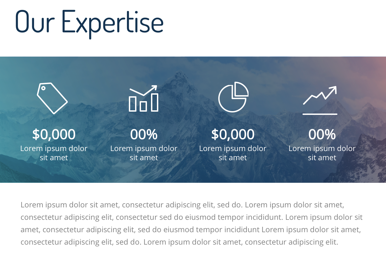 expertise slide