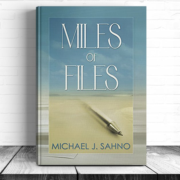 old Miles of Files cover