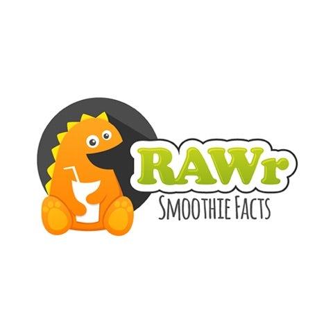 Logo with dinosaur