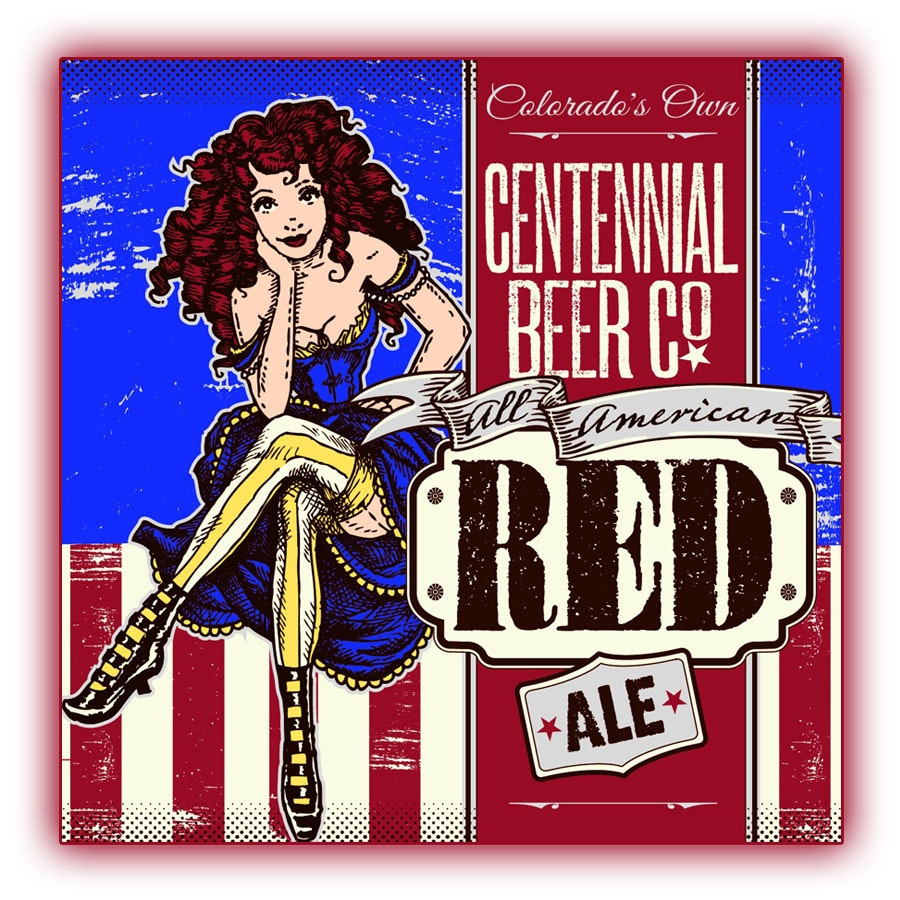Red Ale by Centennial Beer Company
