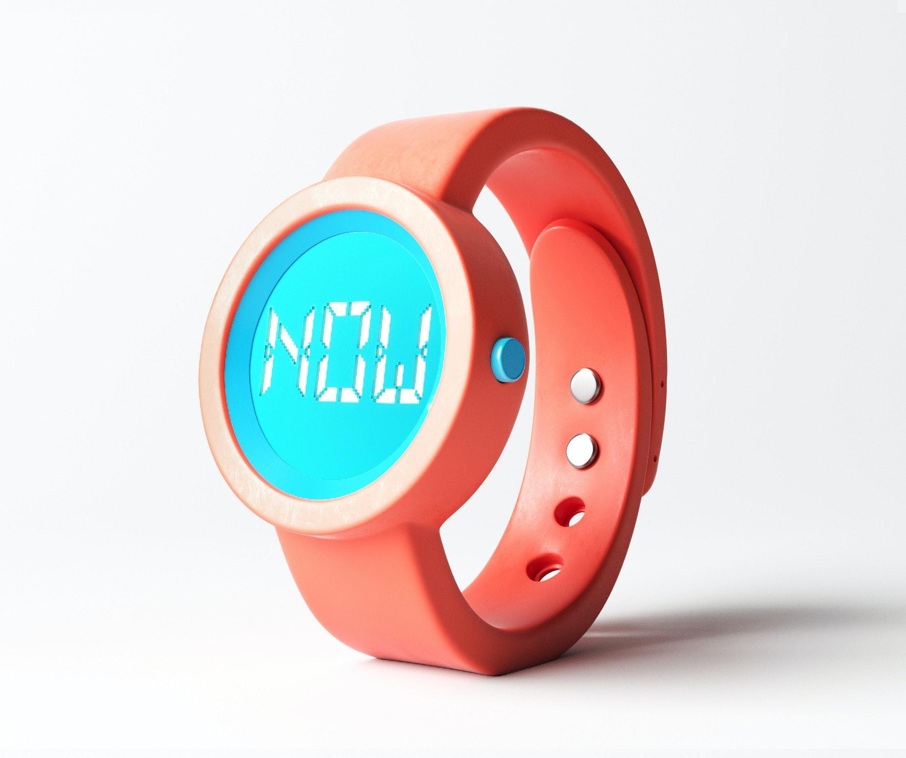 trendy watch design