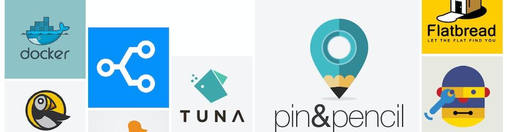 36 innovative Startup-Logos, die dich inspirieren werden