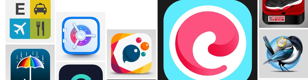 28 awesome app icons for inspiration