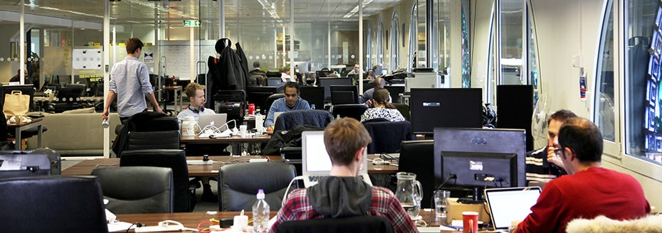 Innovation Warehouse accelerator London