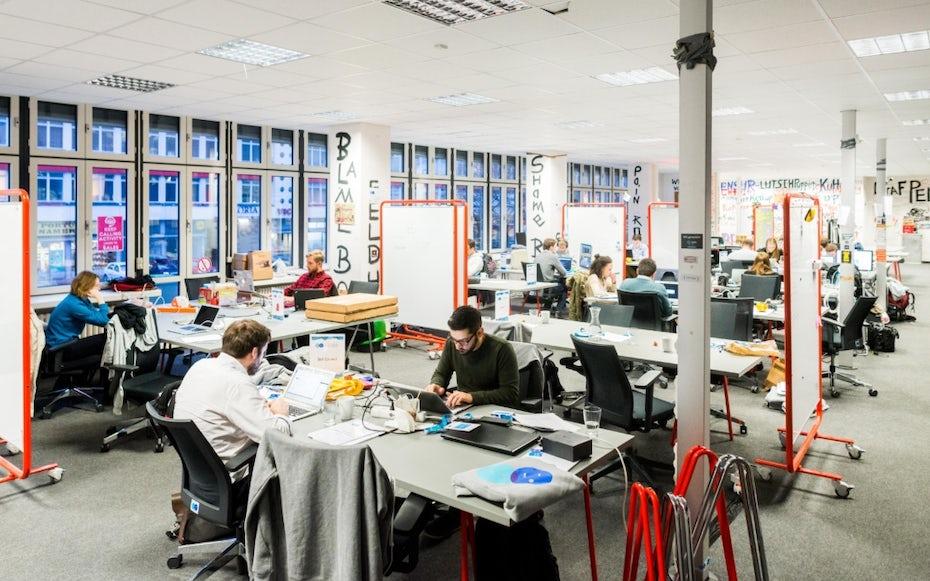 Der Axel Springer Accelerator