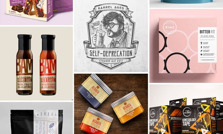 April Top 9 at 99 | Packaging design