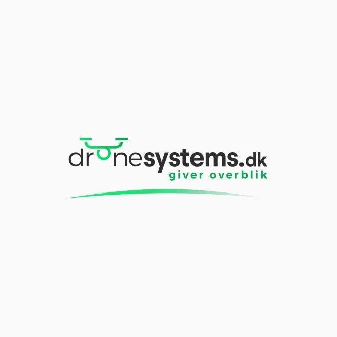 Drone systems logo design