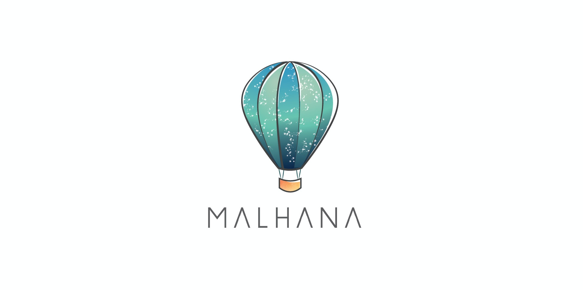 Language learning app logo design
