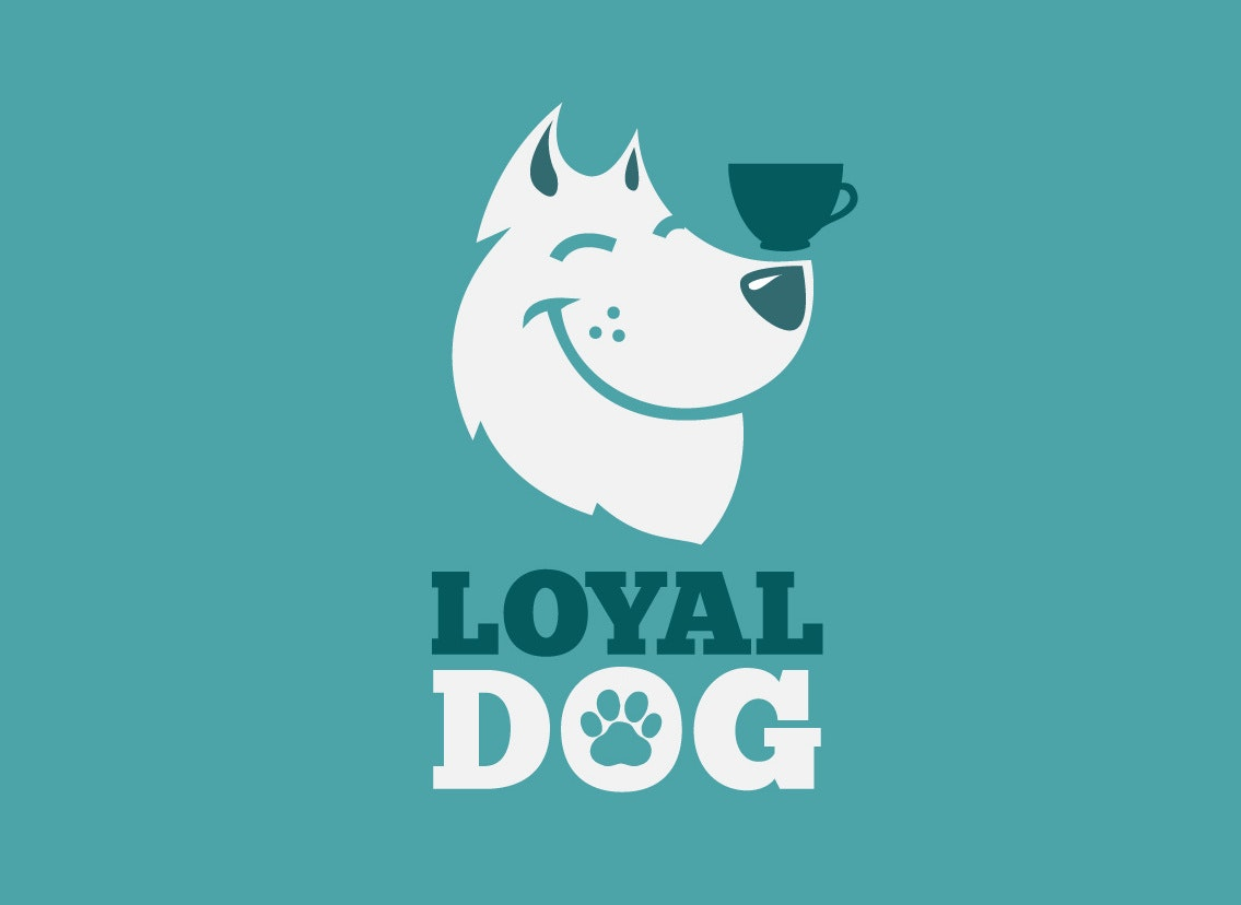 Loyal Dog logo design