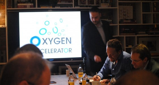 Oxygen Accelerator London