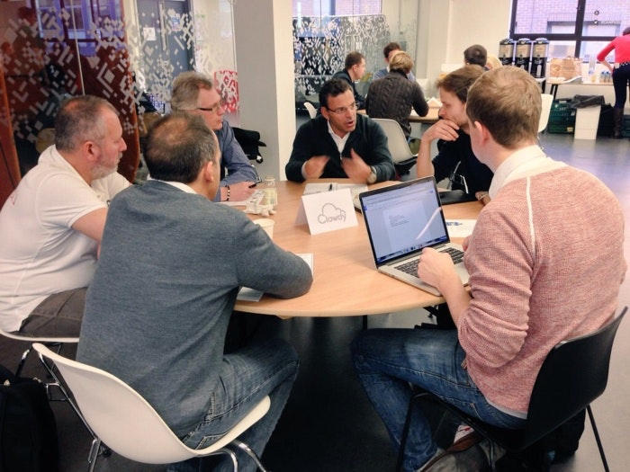 Seedcamp accelerator London
