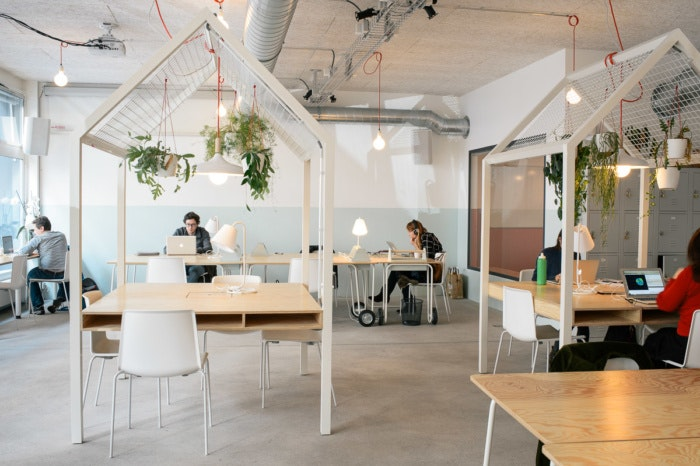 Co-Working Space Voisins