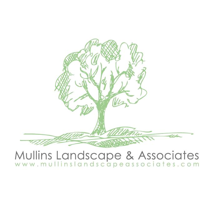 Drawn green logo
