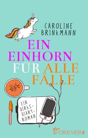 Ein Einhorn für alle Fälle E-Book-Cover Design