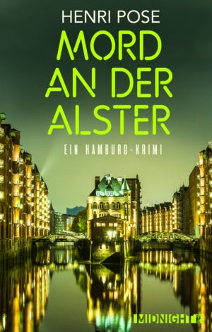 An der Alster E-Book-Coverdesign