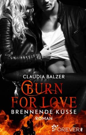Burn for love E-Book-Coverdesign V1