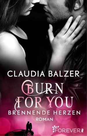 Burn for love E-Book-Coverdesign V2
