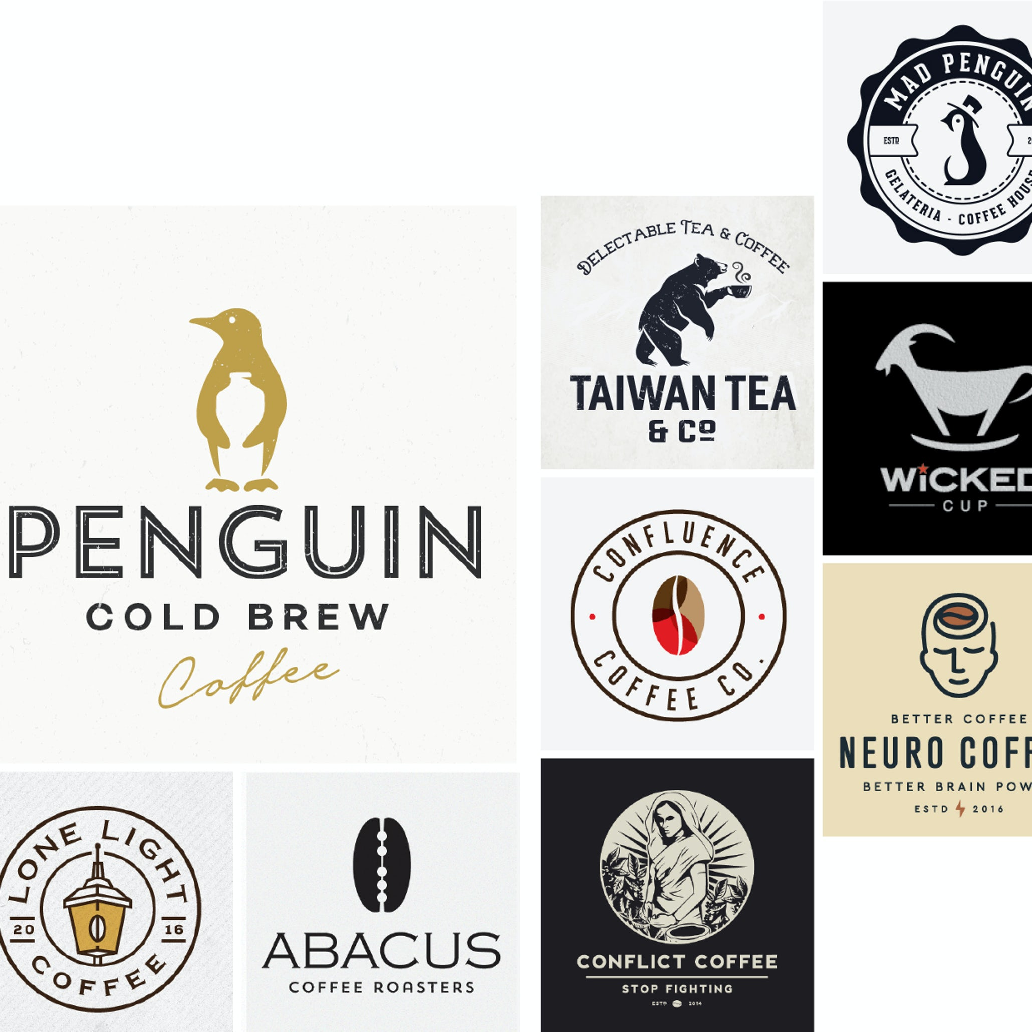 58 Cafe And Coffee Logos Creating A Buzz 99designs