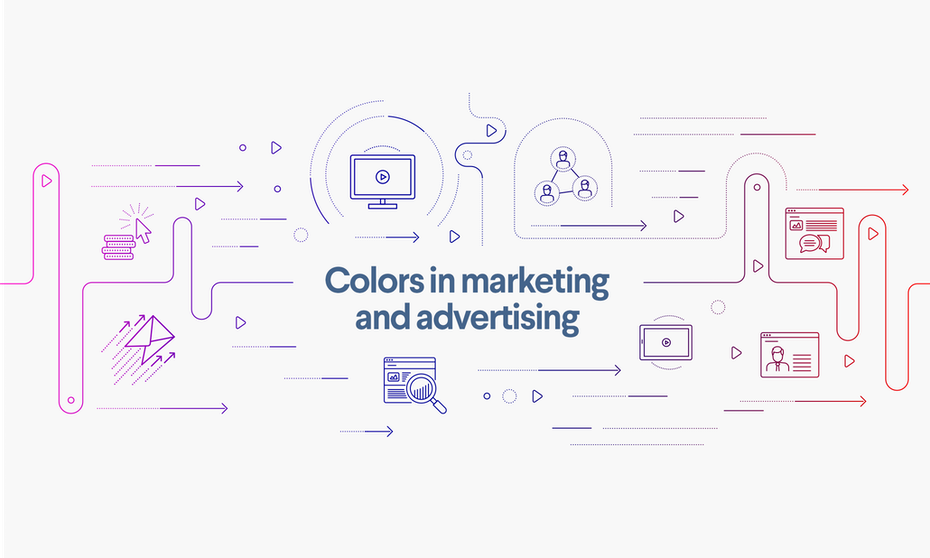 67a3a4ac47 Colors in marketing and advertising - 99designs