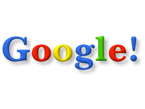 Google logo from May, 1999 to May, 2010