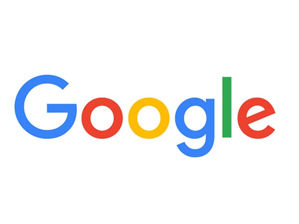 Current Google logo, put into use in September of 2015