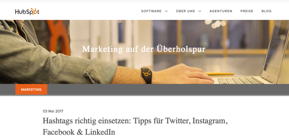 HubSpot E-Commerce Blog
