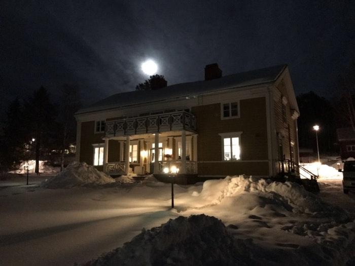 Norrsken Lodge Schweden