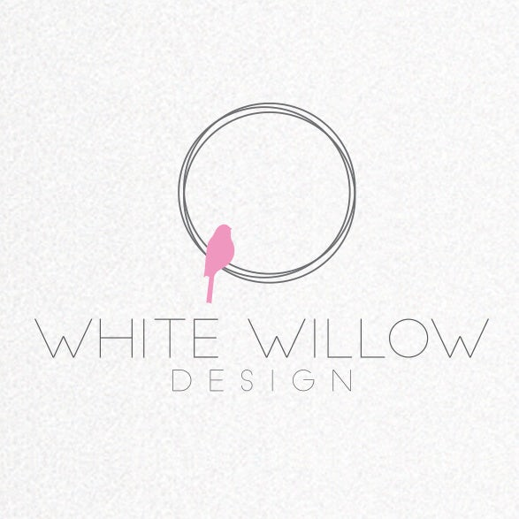 White Willow logo design