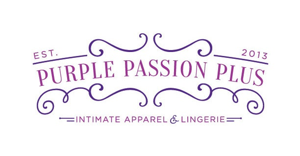 Illustrated logo with lavender