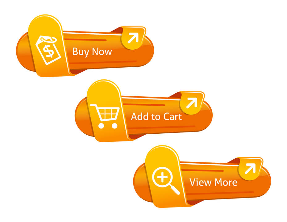 Orange call-to-action buttons