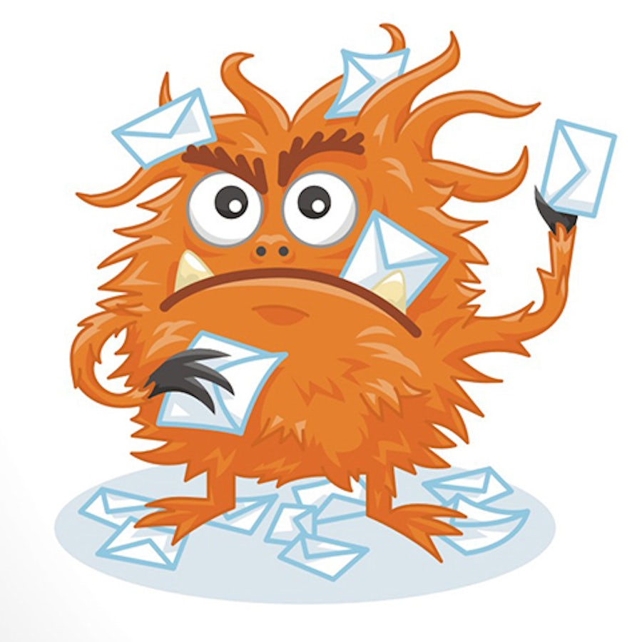 Email marketing monster