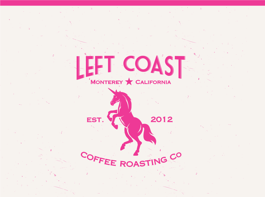 Left coast coffee design