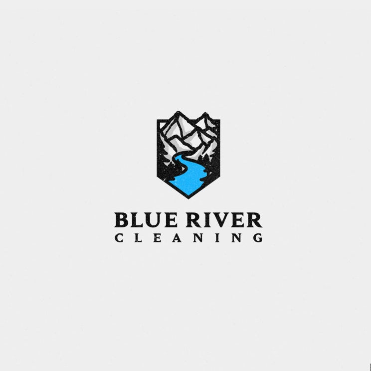 Blue river logo