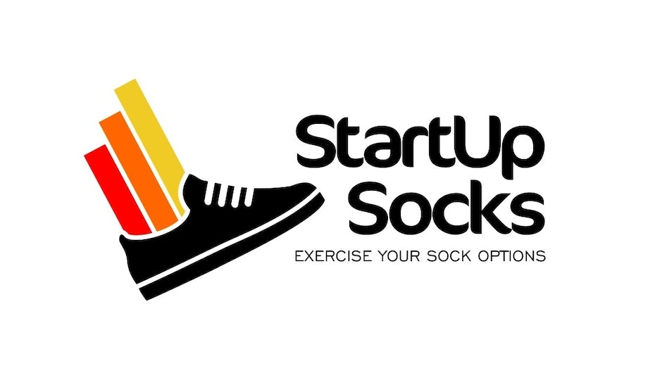shoe and sock logo