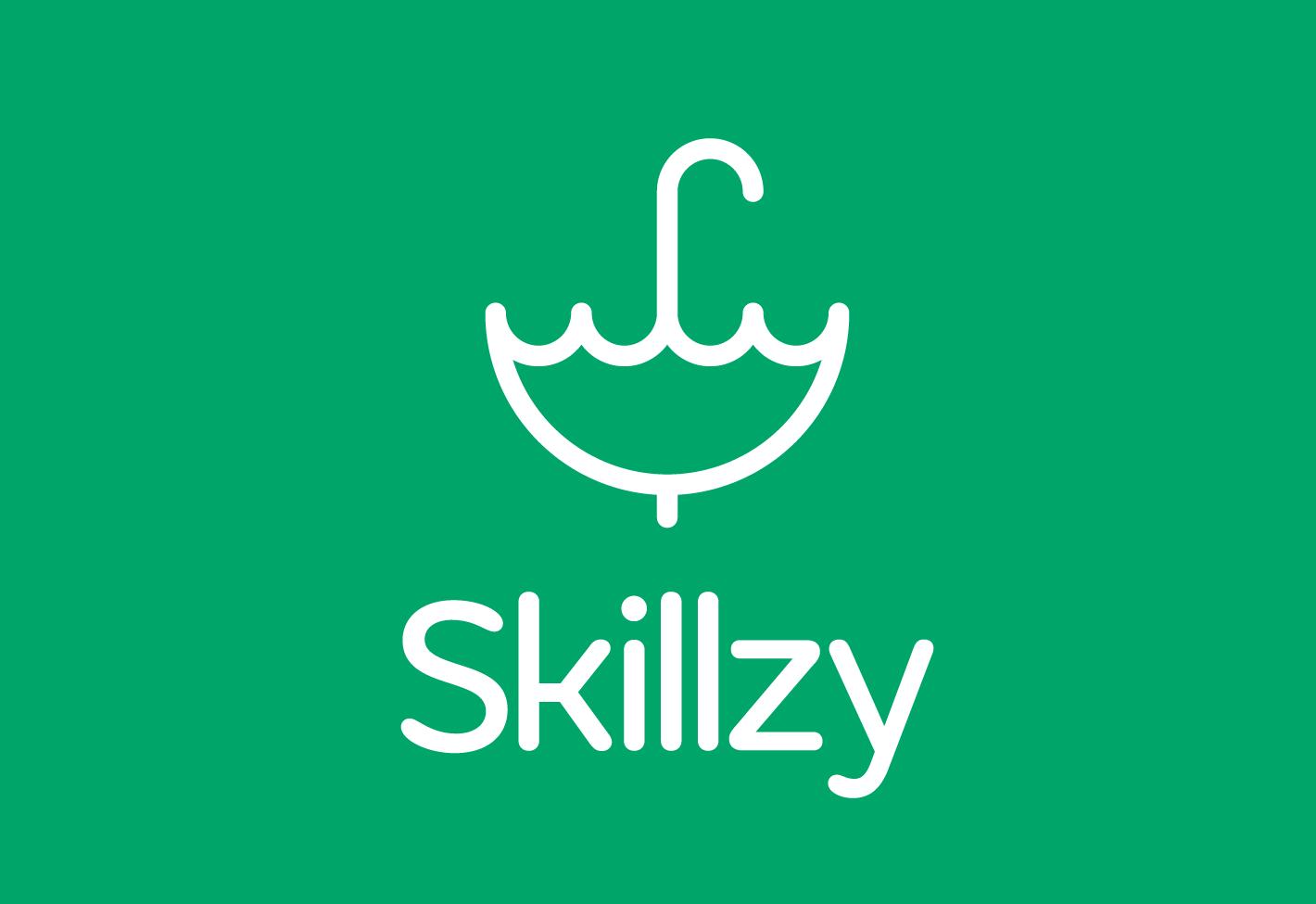 Skillzy logo design