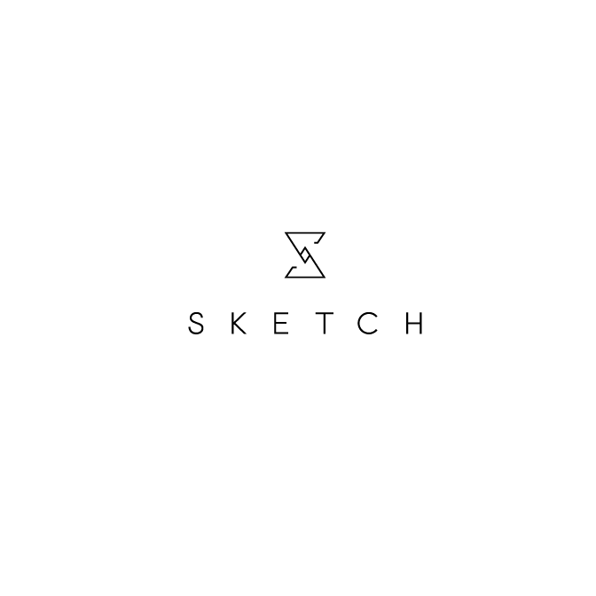 99designs contest winner for Sketch logo design