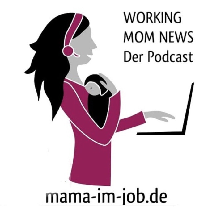 Working Mom News-Logo, Podcasts für Entrepreneure, Working Mom News