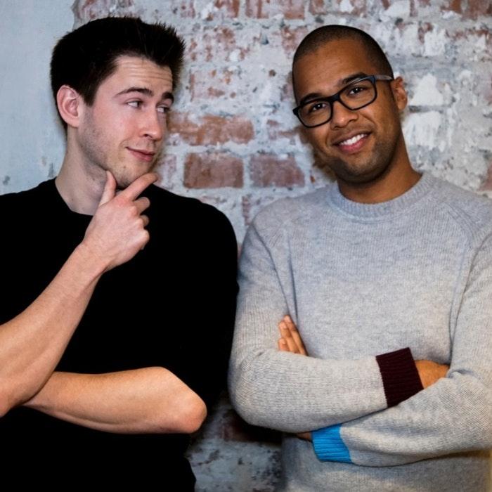 Timo Eckhardt und Sascha Boampong, Podcasts für Entrepreneure, digitale Nomaden