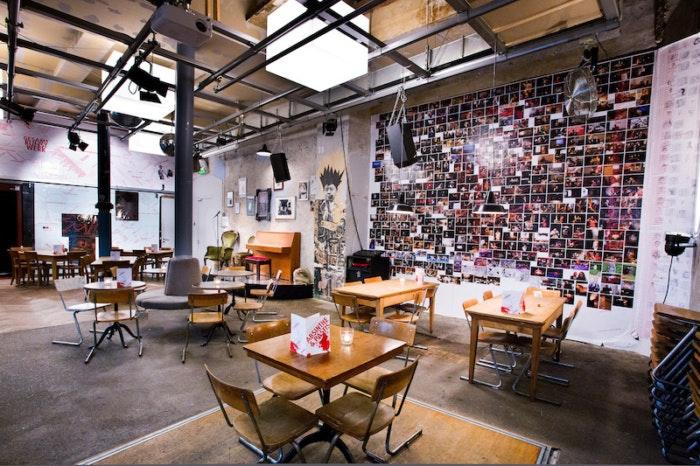 Inspirierende Orte in Zürich: Cabaret Voltaire