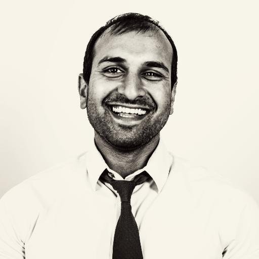 Sujan Patel headshot