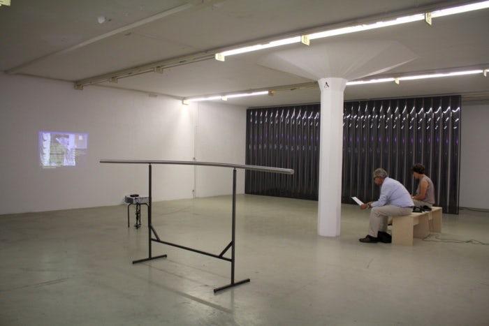 DIENSTGEBÄUDE Art Space