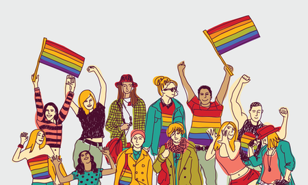 LGBT graphic design: the art of logo and print design from a queer perspective