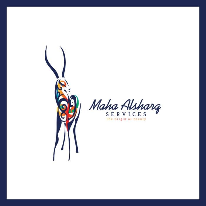 Design für Maha Alsharg Services von merci dsgn