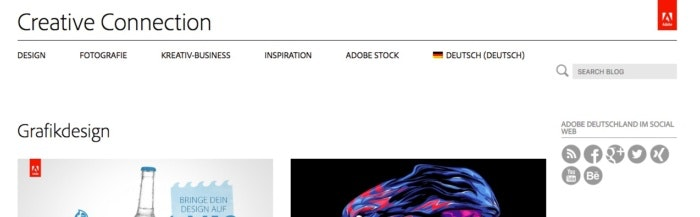 Adobe Design Blog