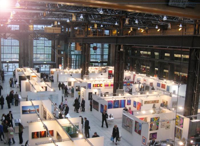 Inspirierende Orte: Art Fair Zürich