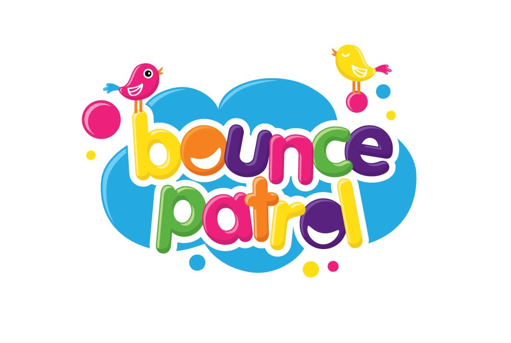logo entry for kids' brand Bounce Patrol