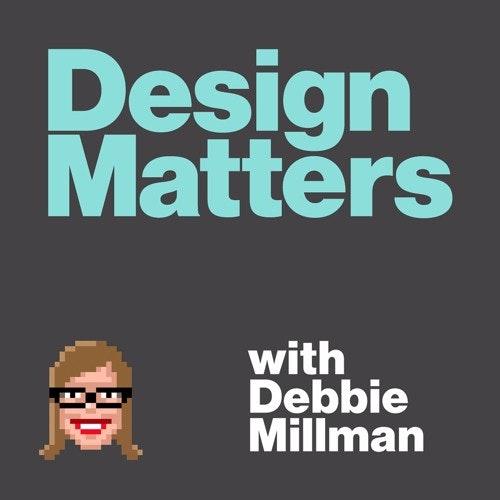 Design Matters' logo image