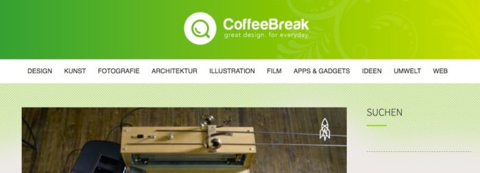 CoffeeBreak Design Blog